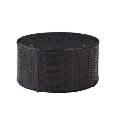 Catalina Wicker Outdoor Coffee Table