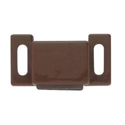 1 in. Brown Magnetic Door Catch