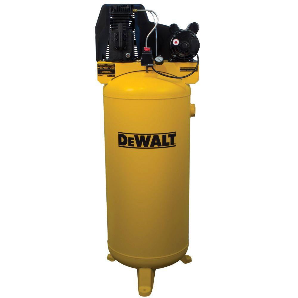 DEWALT 60 Gal. Vertical Stationary Electric Air Compressor