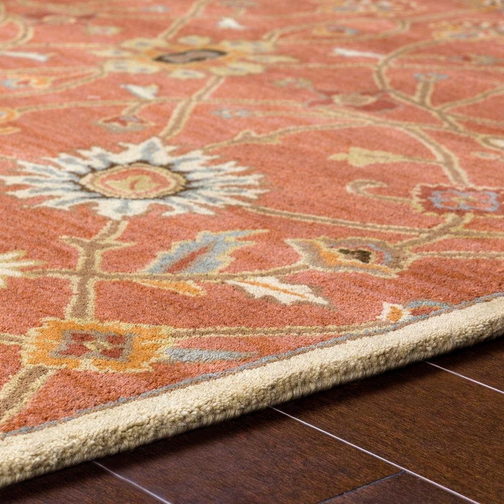 Artistic Weavers Albi Peach 2 Ft X 4