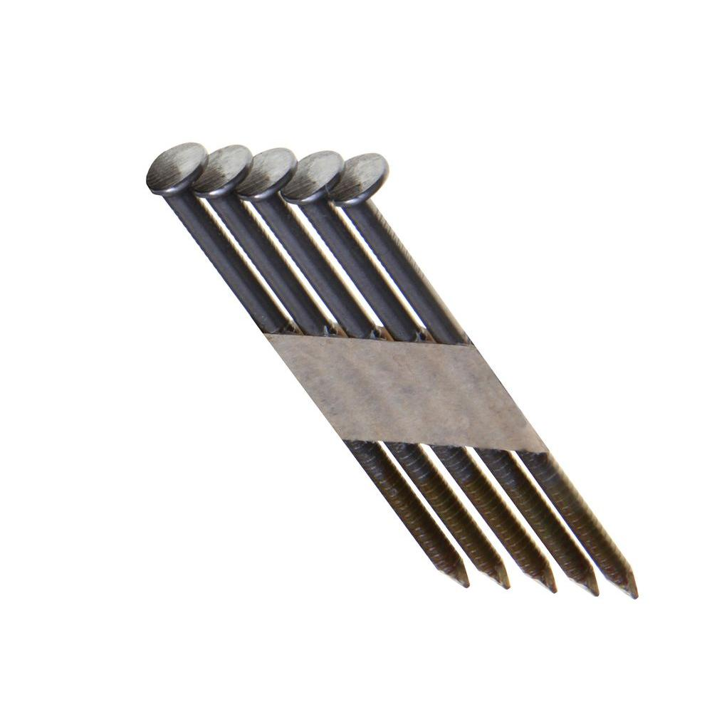 2-3/8 in. x 0.113 in. 30 Degree Bright Ring Shank Nails