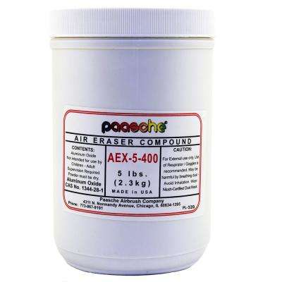 5 lb. 400-Grit Aluminum Oxide Fast Cutting Compound