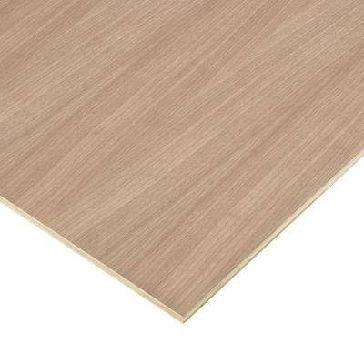 1/4 in. x 4 ft. x 4 ft. PureBond Walnut Plywood Project Panel (Free Custom Cut Available)