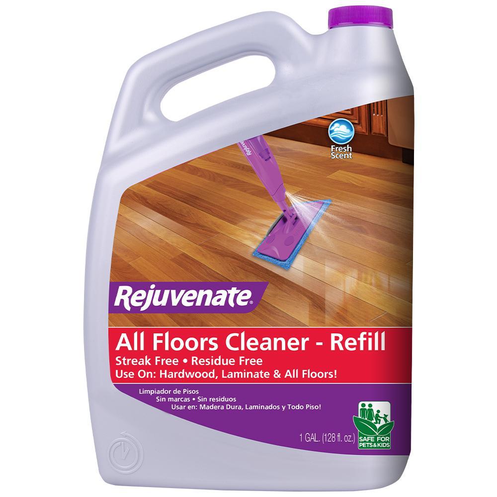 Rejuvenate 128 oz. Floor Cleaner