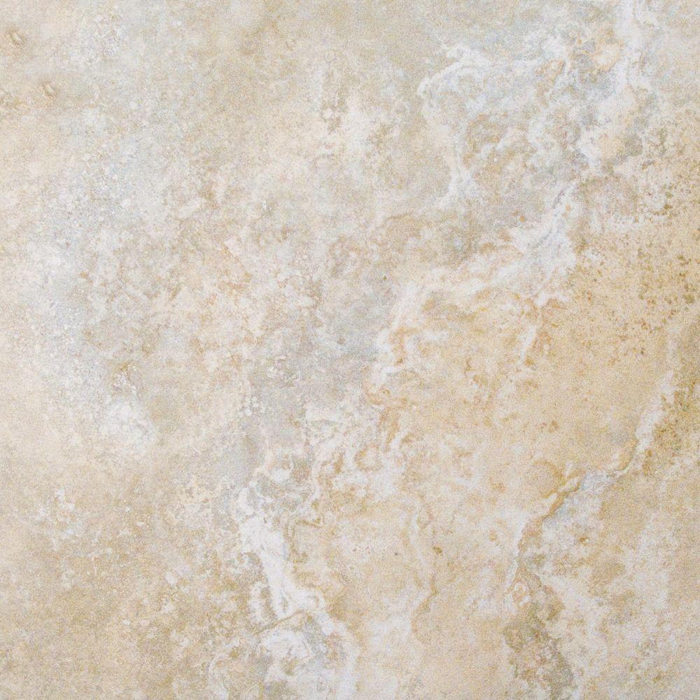 Msi Toscan Beige 20 In X 20 In Glazed Porcelain Floor