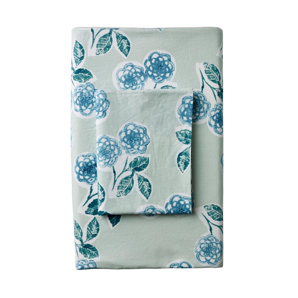 Ashby Linen Flat Sheet