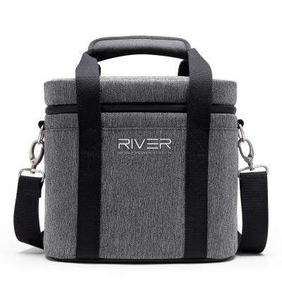 Protect River Battery Station from All the Elements and Store Your Cords Neatly Inside This Great Carrying Case