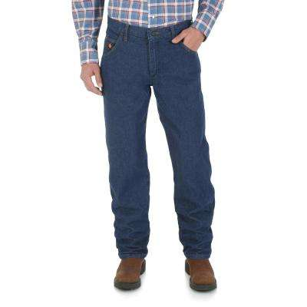 Men's Size 36 in. x 30 in. Prewash Regular Fit Jean