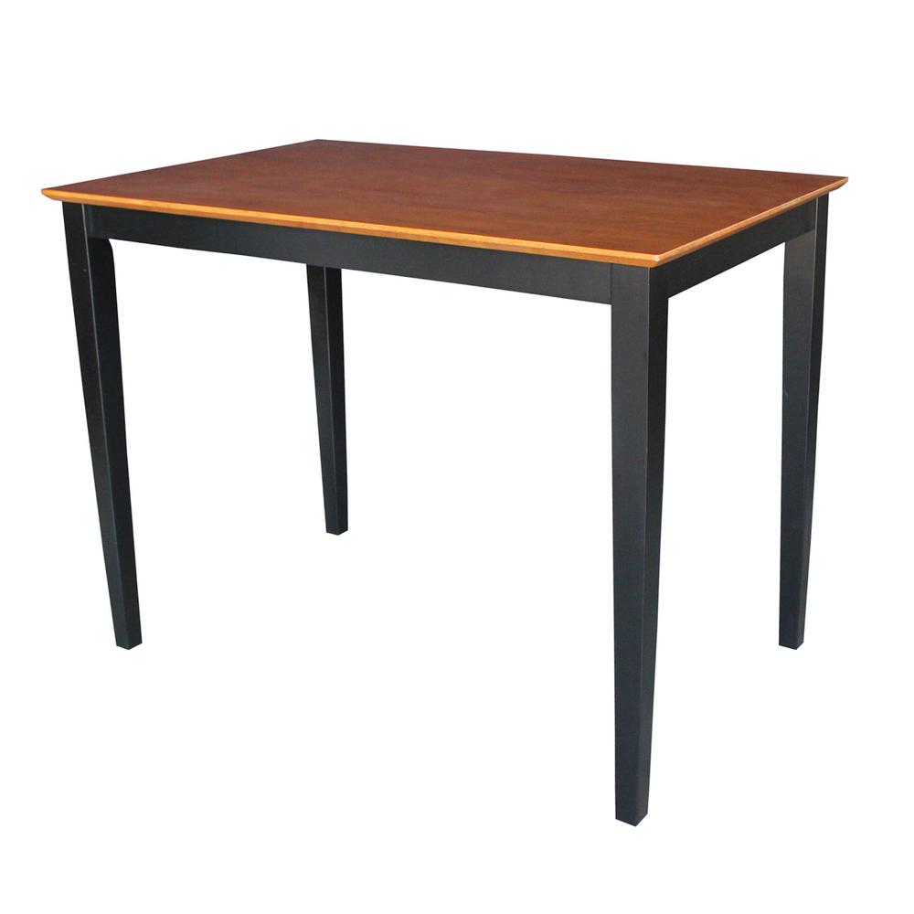 International Concepts Unfinished Pub Bar Table K T32X