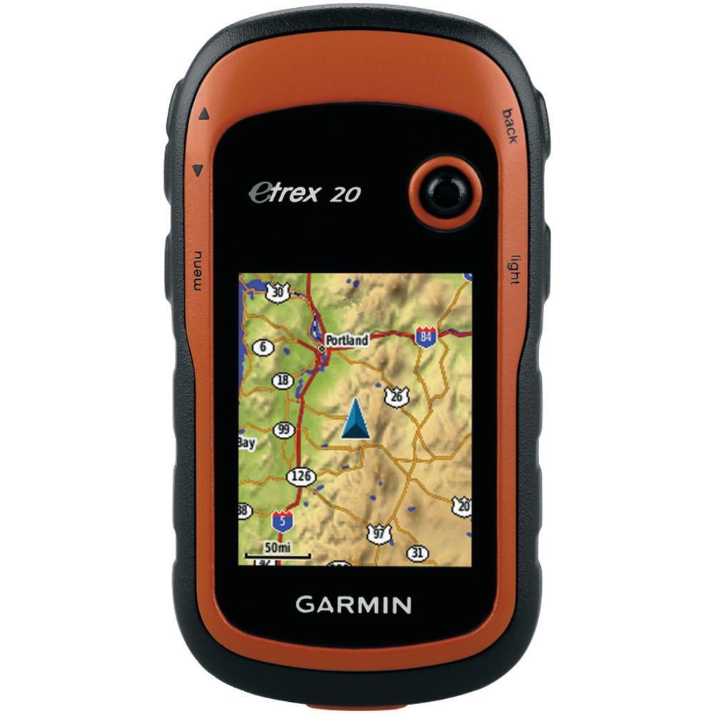 Garmin Etrex 20 GPS Receiver