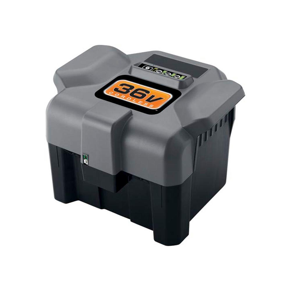 BLACKDECKER 36 Volt Rechargeable Battery Pack RB 3612 The Home Depot