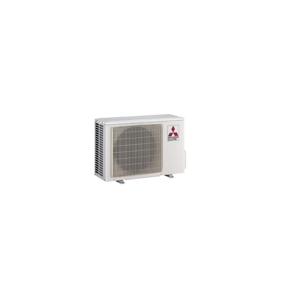 Mitsubishi Installed P Series Outdoor Ductless Mini Split Heat Pump