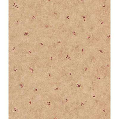 Best of Country Mini Berry Spot Wallpaper
