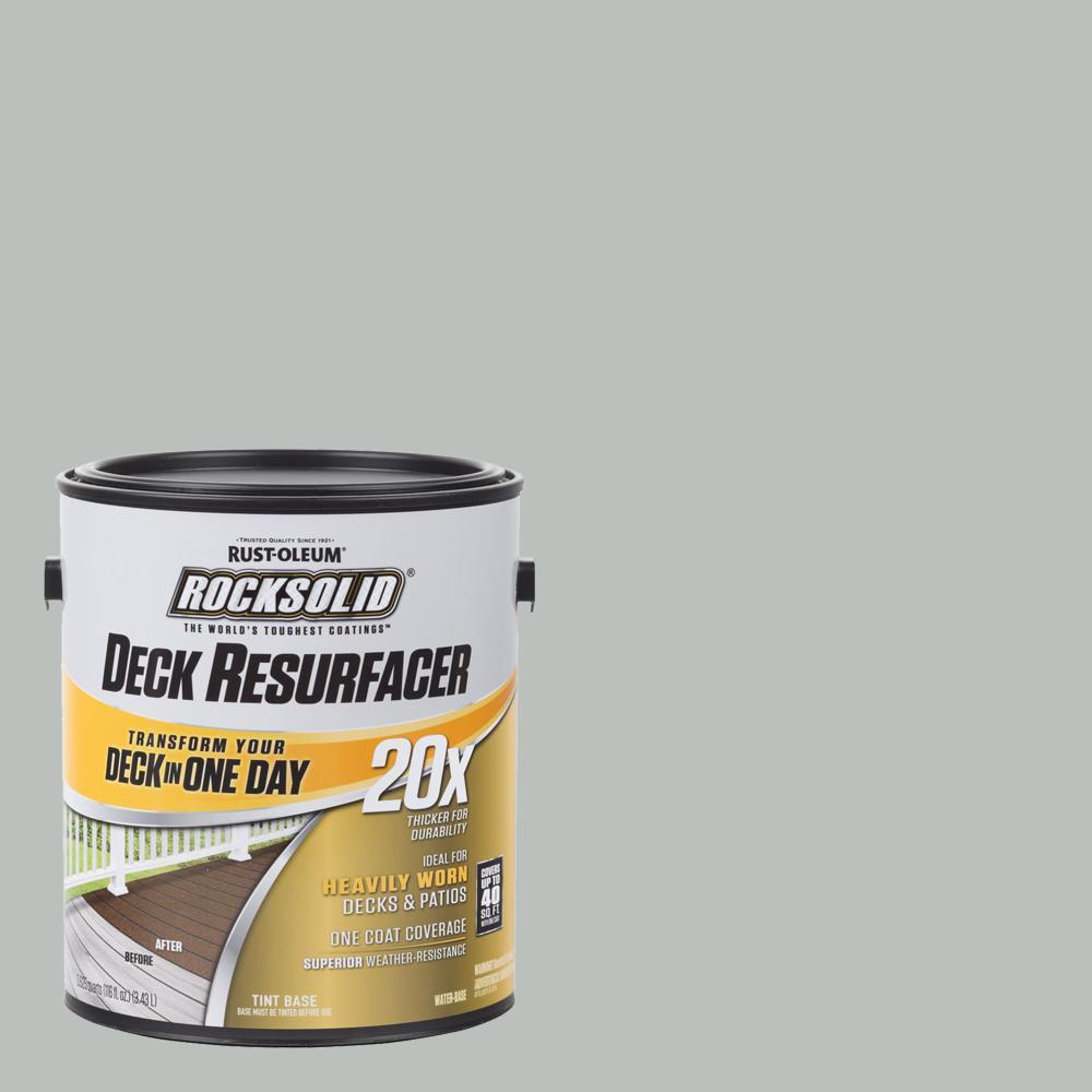 1 gal. Graywash Exterior 20X Deck Resurfacer