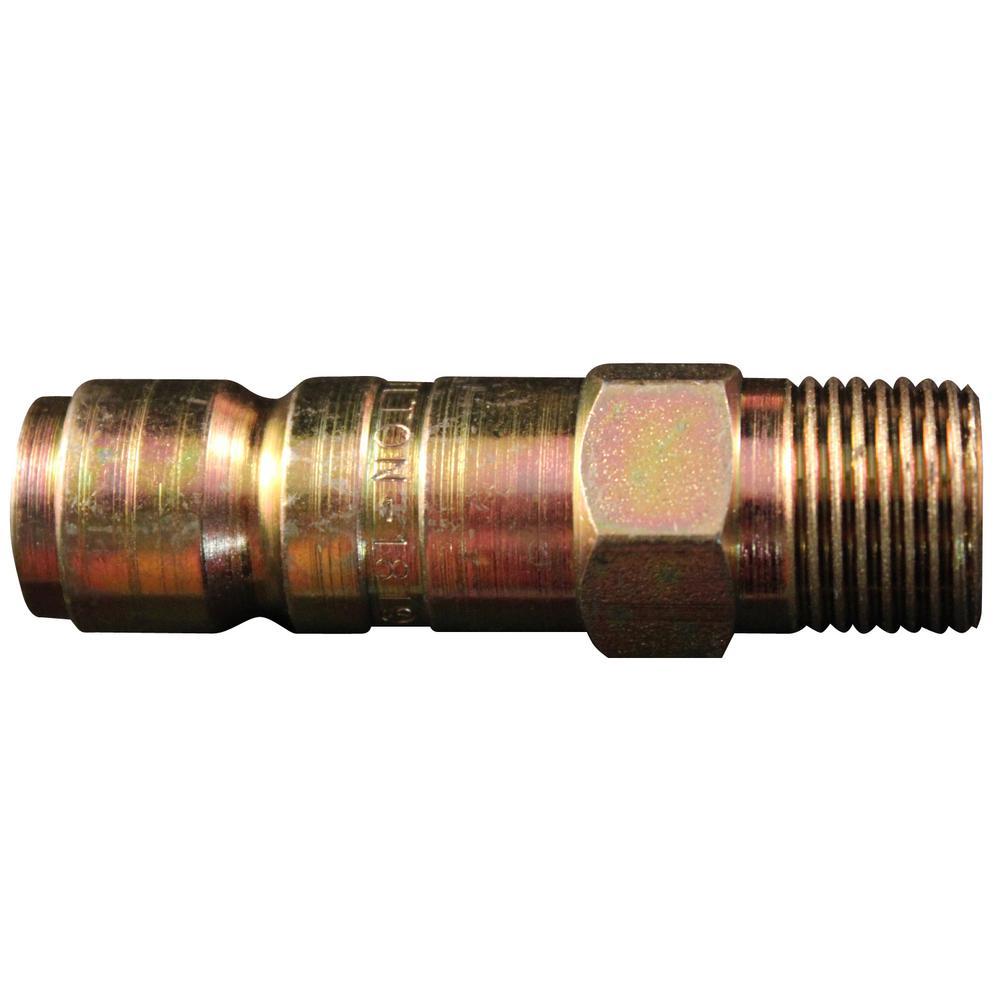 3/8 in. MNPT G Style Plug (5-Piece)