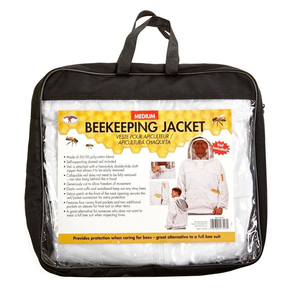 Medium Cotton Bee Keeper Jacket