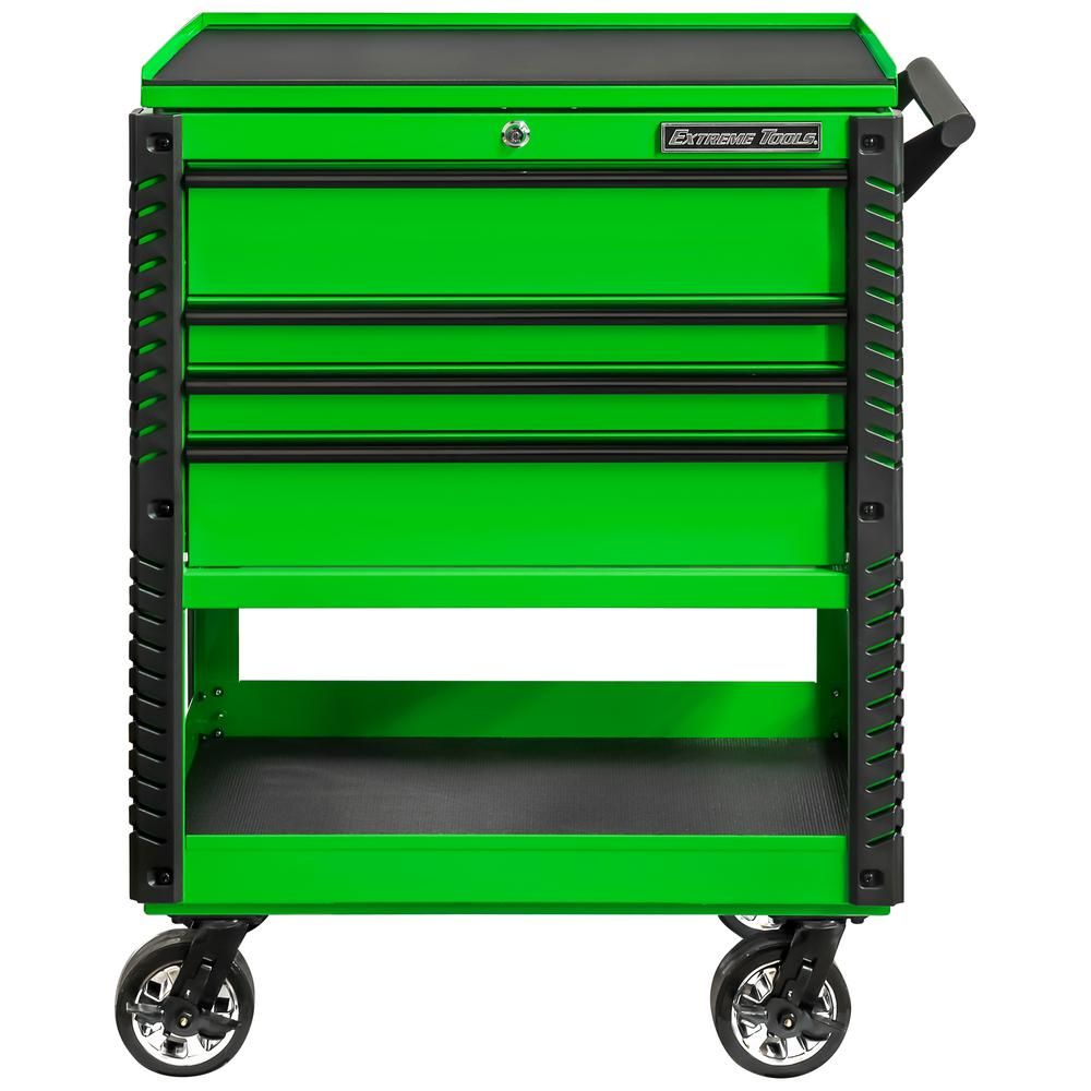 Extreme Tools Professional 33 in  Deluxe 4-Drawer Utility