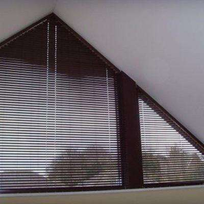 Lightblocker 1 In Angle Top Aluminum Mini Blind