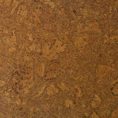 Take Home Sample - Bronzed Fossil Cork Flooring - 5 in. x 7 in.