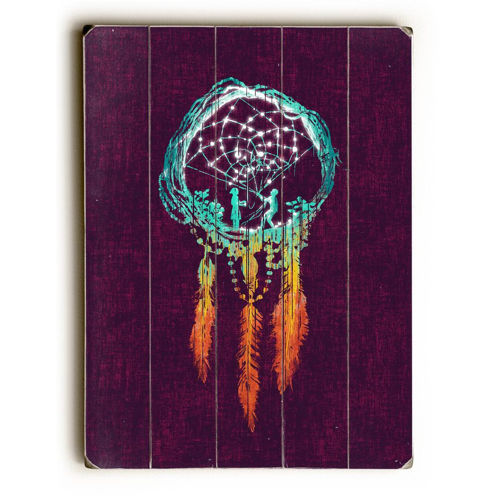 Dream Wood Wall Decor : Artehouse in quot dream catcher by