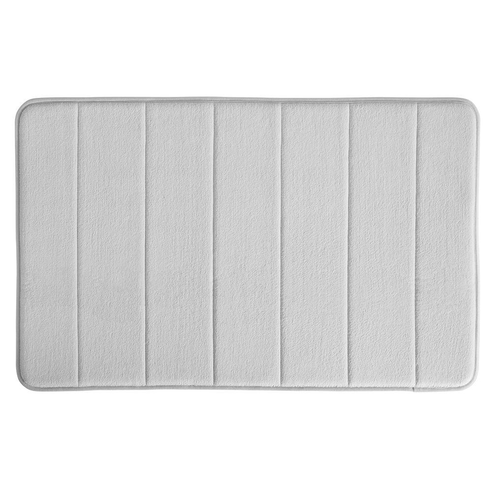 InterDesign Memory Foam Mat-23448 - The Home Depot
