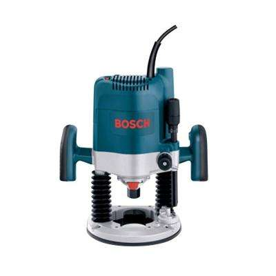 15 Amp 3-1/2 in. Corded Variable Speed Plunge Router with Dust Collection System
