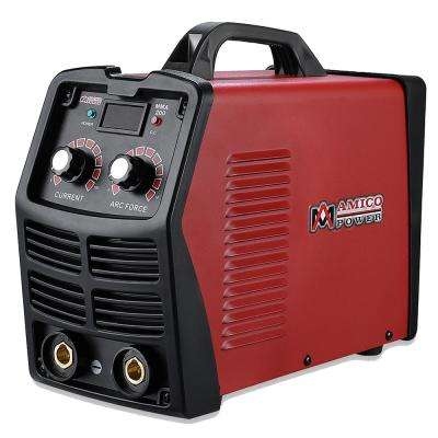 200 Amp Stick Arc DC Inverter Welder, 110/230V Dual Voltage Welding