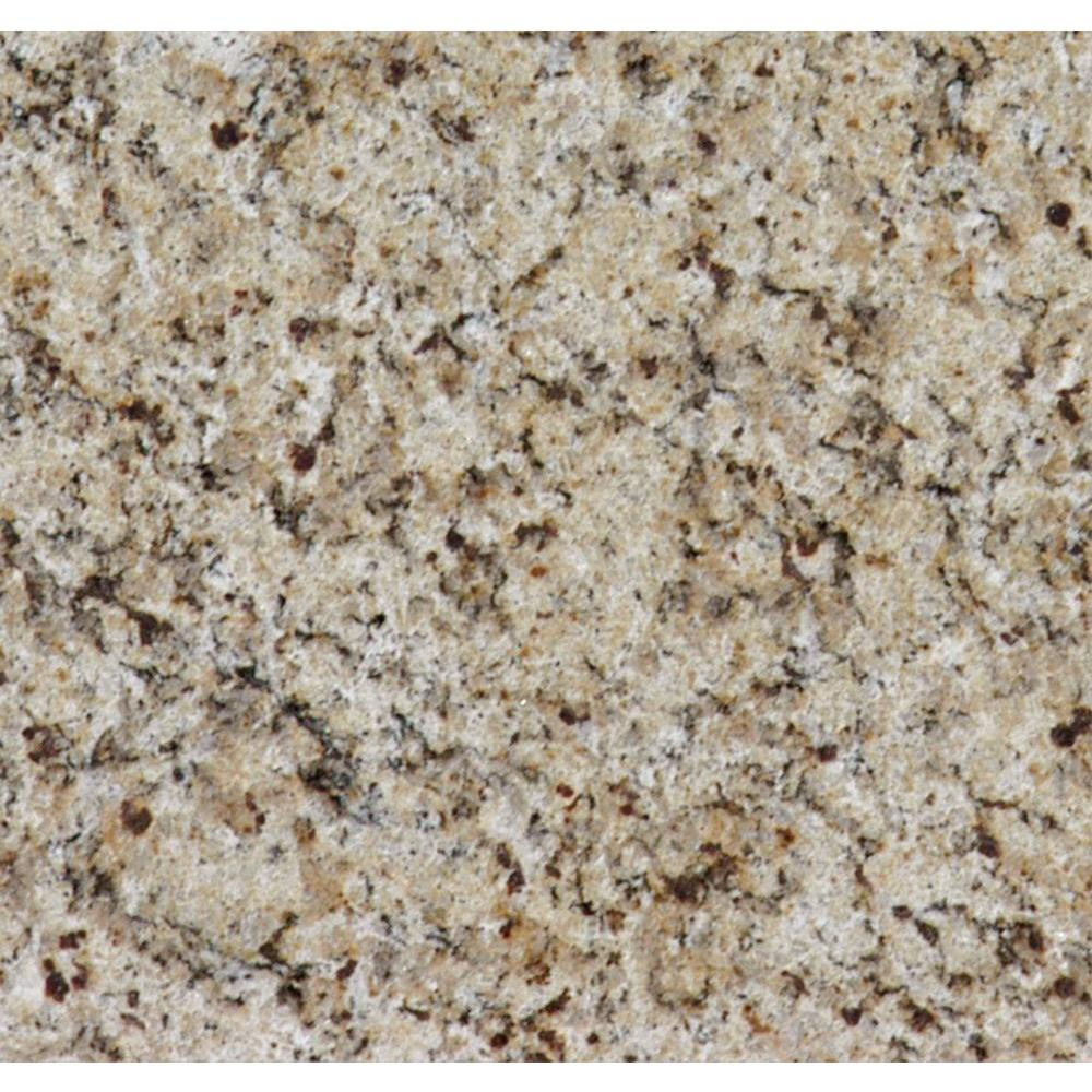 MS International St. Helena Gold 18 in. x 18 in. Polished Granite Floor and Wall Tile (9 sq. ft. / case)