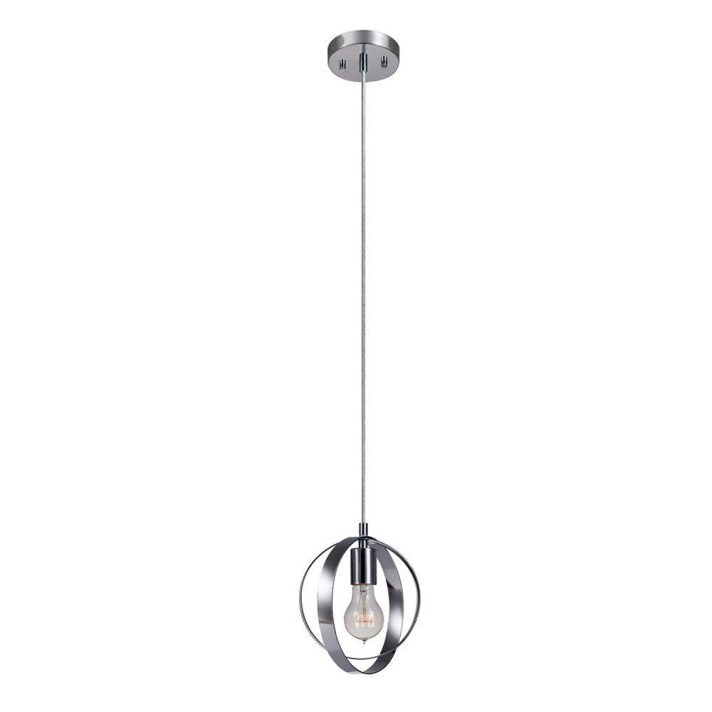 Shayla 1-Light Chrome Pendant
