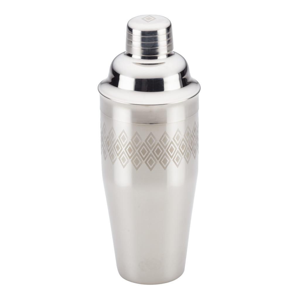 4-in-1 Stainless Steel Cocktail Shaker