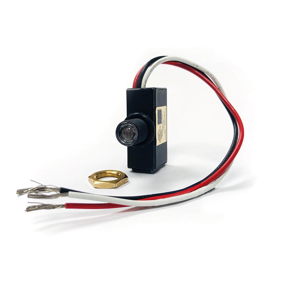120-Volt LED/CFL Mini Button Photo Control