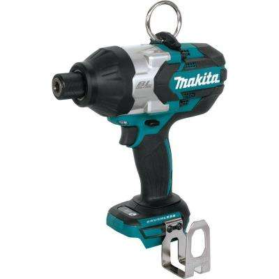18-Volt LXT Lithium-Ion Brushless Cordless High Torque 7/16 in. Hex Impact Wrench (Tool-Only)