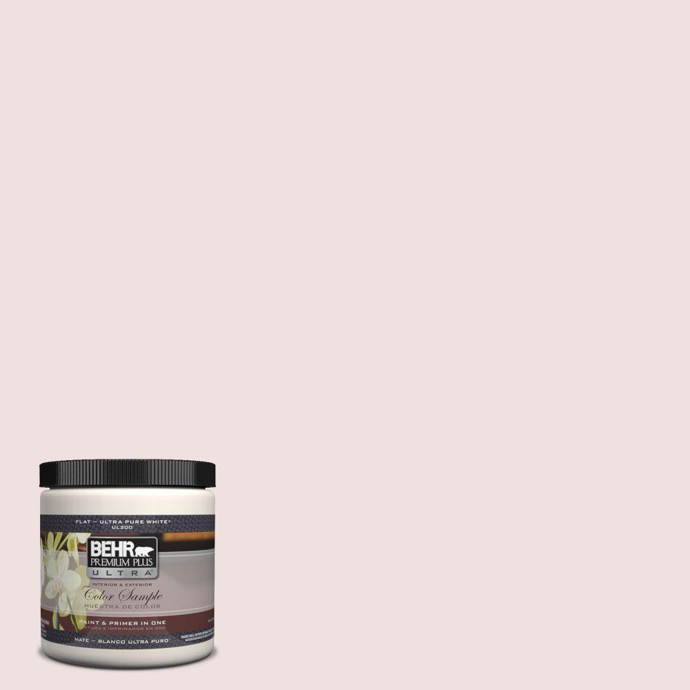 BEHR Premium Plus Ultra 8 oz. #PPH-31 Old Rose Interior/Exterior Paint Sample