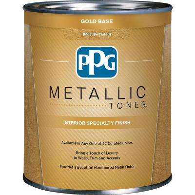 1 qt. Gold Metallic Interior Specialty Finish