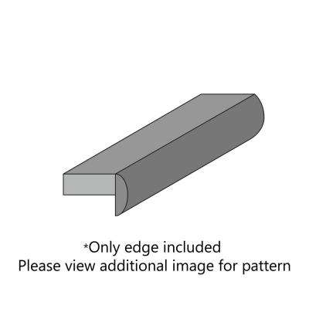 Light Oak Ply Laminate Custom Crescent Edge