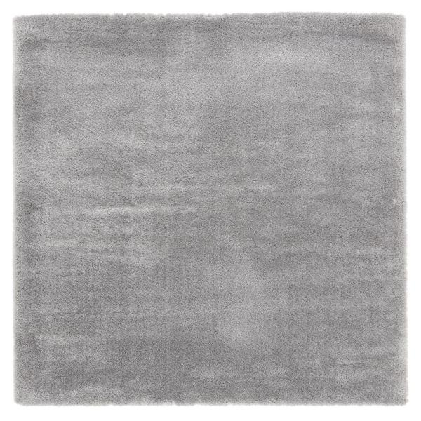 Ritz Easton Grey 6 ft. 6 in. x 6 ft. 6 in. Square Area Rug