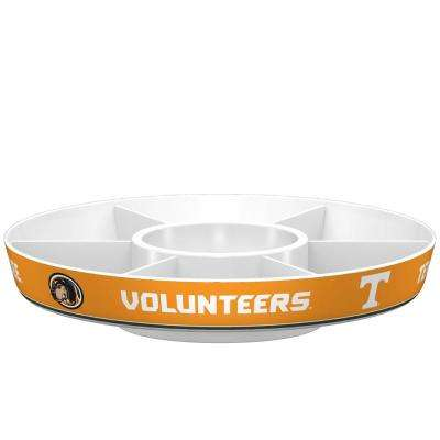 Tennessee Volunteers Orange Melamine Party Platter