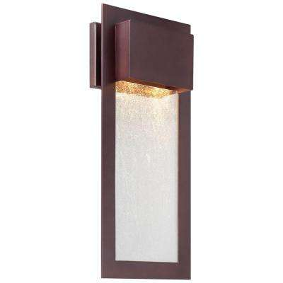 Westgate 2-Light Alder Bronze Outdoor Wall Mount