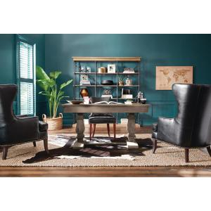 3 home decorators collection moore havana brown wing back accent chair