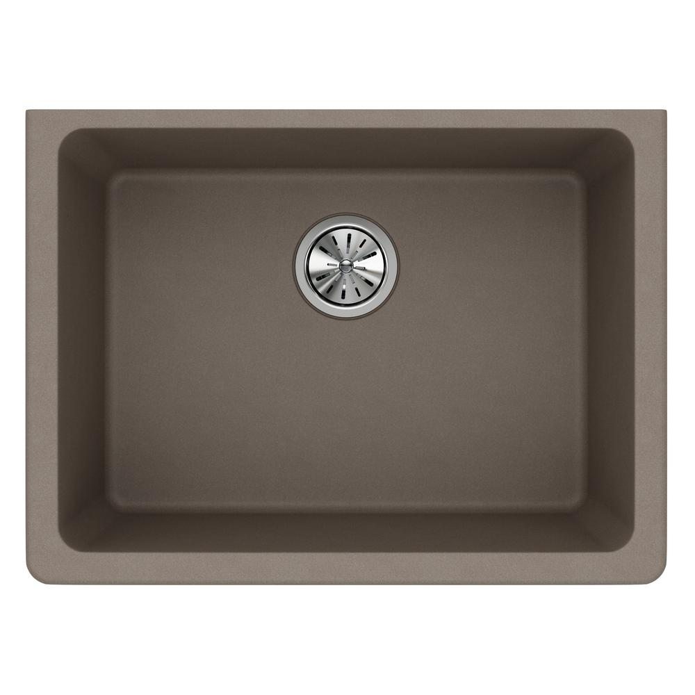 Elkay Classic  X   Single Bowl Top Kitchen Sink