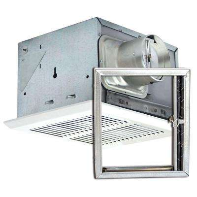 Quiet Fire Rated 90 CFM Ceiling Exhaust Fan