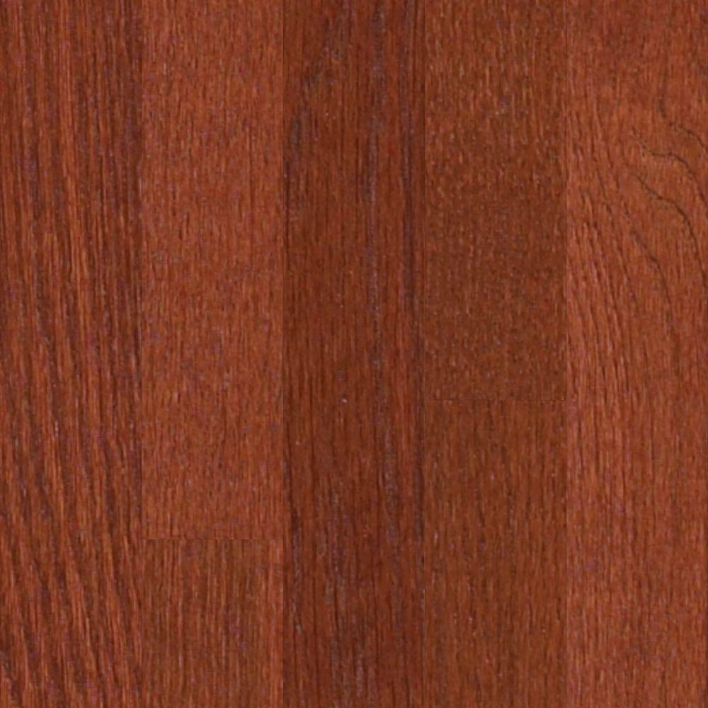 Shaw Woodale II Cherry 3/4 in. Thick x 2-1/4 in. Wide x Random Length Solid Hardwood Flooring (25 sq. ft. / case)