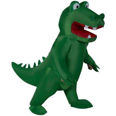 Adult Inflatable Alligator Costume