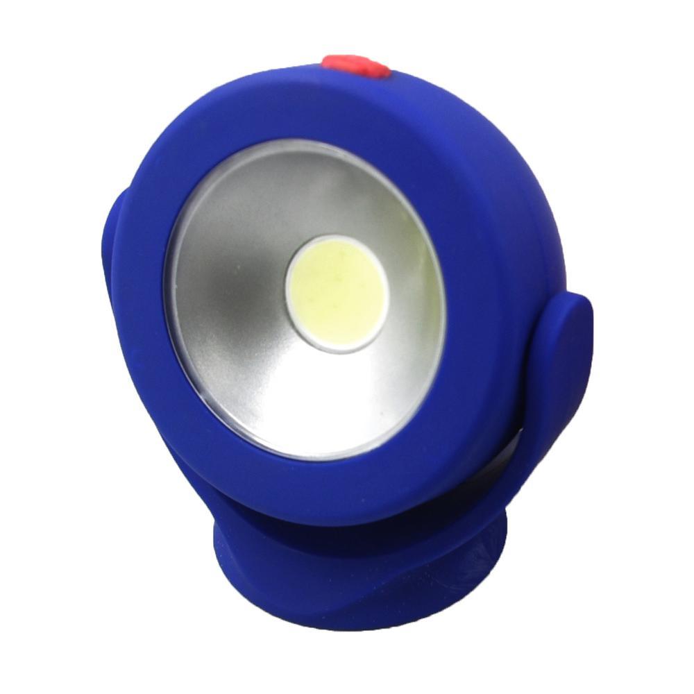 Acclaim Lighting Battery Operated Blue LED Mini Work Light