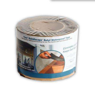 RainEscape Deck Drainage System 4 in. x 50 ft. Butyl Tape Roll