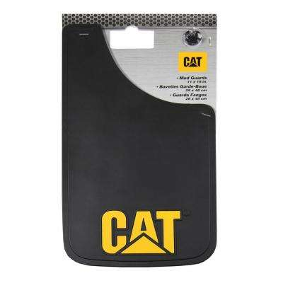 Caterpillar 11 in. x 19 in. Mudguard Set