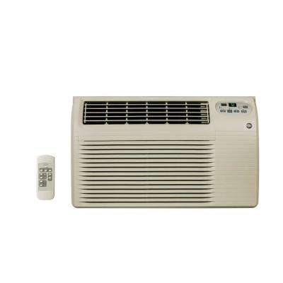 11,800 BTU 230/208-Volt Through-the-Wall Air Conditioner with Heat and Remote