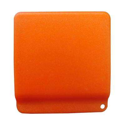Hard Hat Pencil Clip in Orange