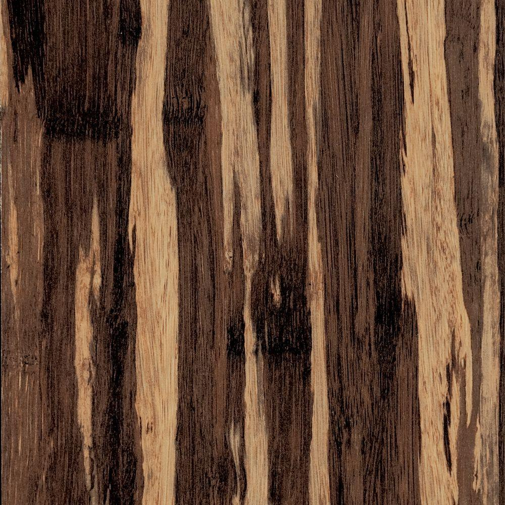 Embossed Makena Bamboo 10 mm Thick x 7-9/16 in. Wide x
