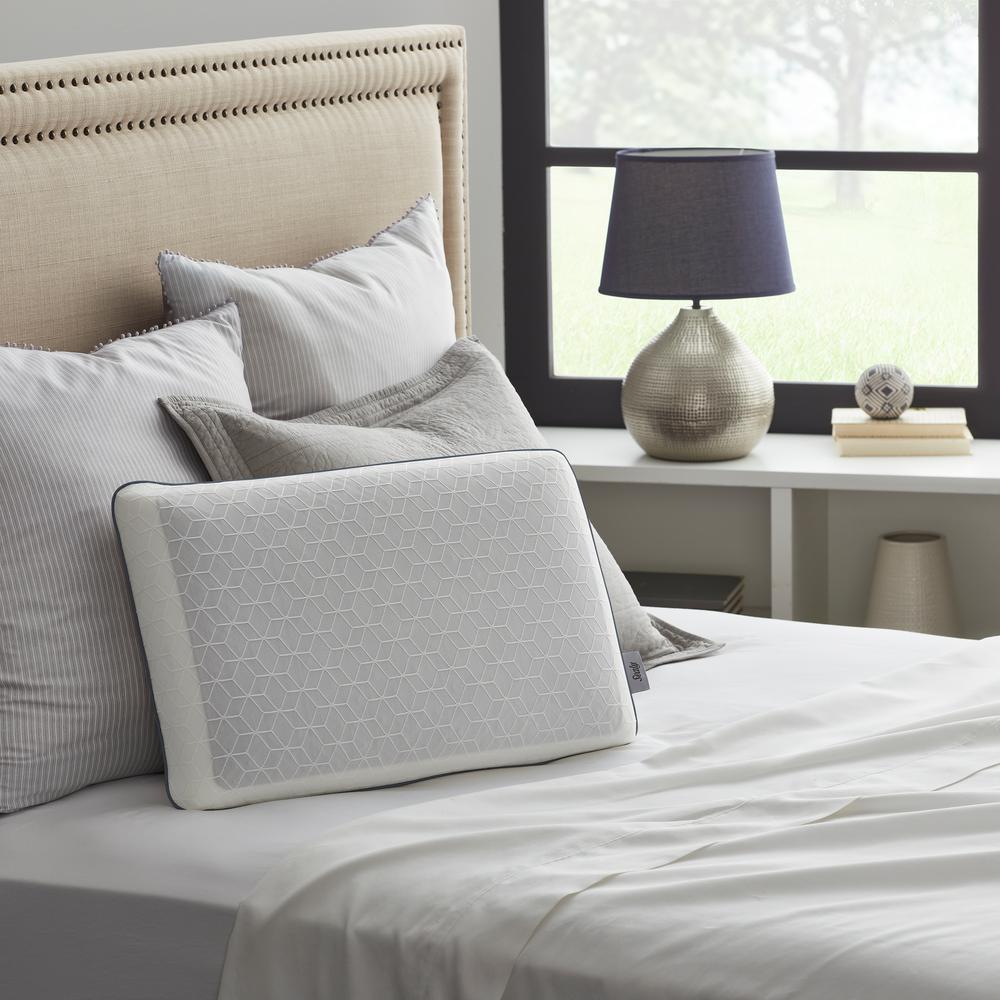 Charcoal SealyChill Gel Memory Foam Standard Pillow
